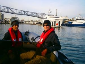 port forum powerboating